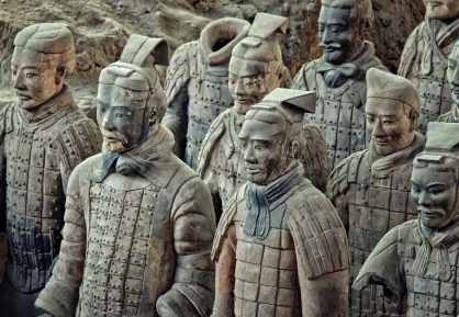 The New Earth, Life On Other Planets & The Terracotta Army