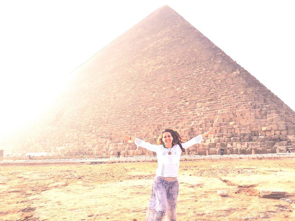 Stella Giza Pyramid