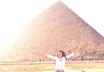 Great Pyramid Sacred Journey 26.9 - 3.10.2020
