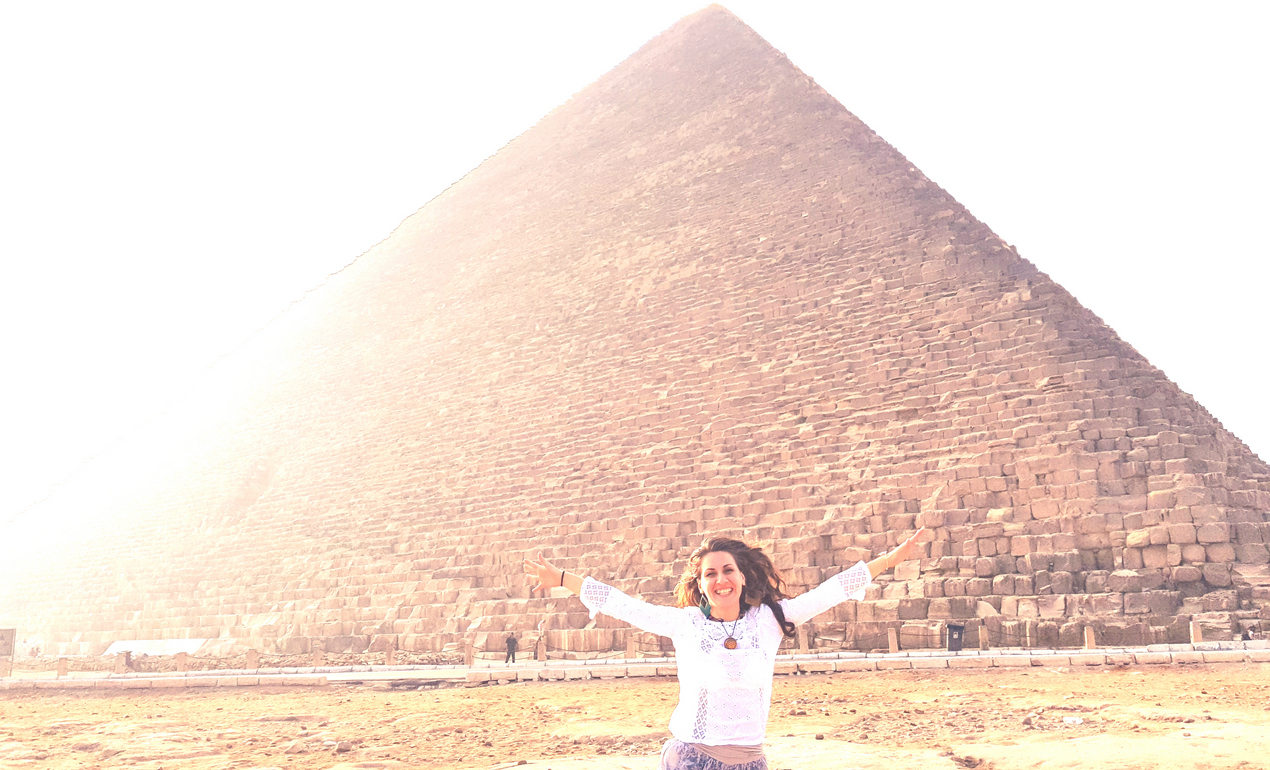 Great Pyramid Activation 26.9-3.10.2020